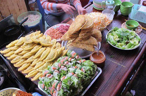 Báo Mỹ giới thiệu tour ẩm thực đường phố ở Hà Nội