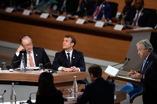 Nhiều cam kết được đưa ra tại Hội nghị khí hậu Paris