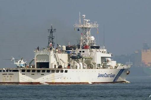 Nhật Bản: Lật tàu đánh cá làm 7 người mất tích