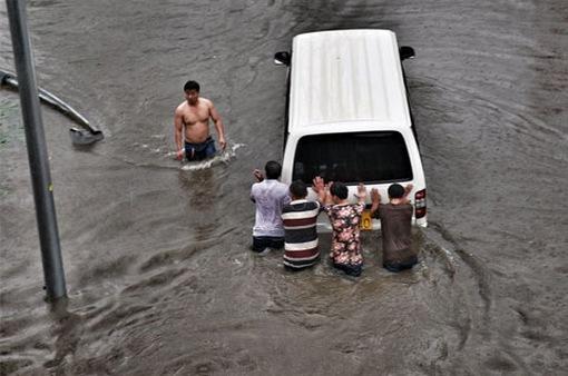 Thời tiết xấu ở miền Bắc Trung Quốc khiến 6 người thiệt mạng