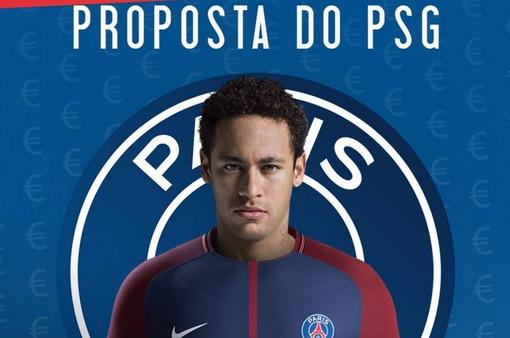 TRỰC TIẾP Chuyển nhượng bóng đá quốc tế ngày 23/7/2017: Neymar 90% rời Barcelona, Real muốn dùng Benzema để đổi Mbappe