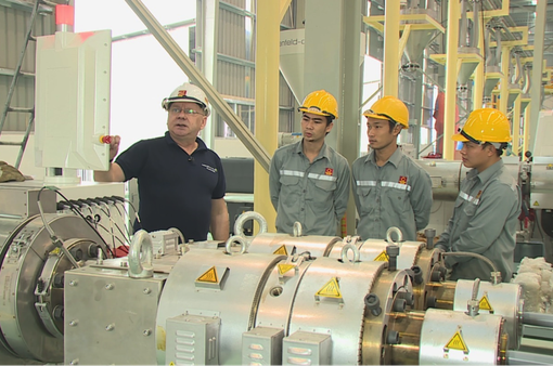 Hoa Sen cung cấp ống nhựa chất lượng cao cho công trình nước sạch tại Hà Nam