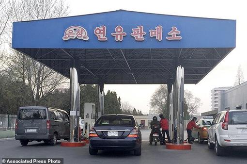 Giá xăng dầu tại Triều Tiên tăng mạnh