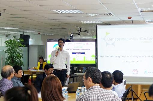 Khởi động cuộc thi Chứng minh ý tưởng lần thứ 2 tại Việt Nam