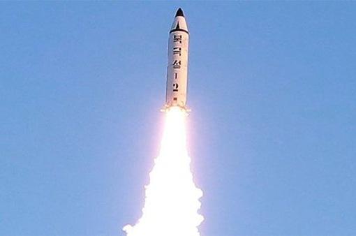 Truyền thông Mỹ: Triều Tiên lại chuẩn bị phóng thử ICBM