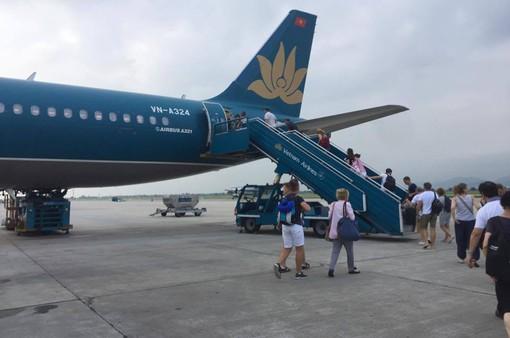 Điều chỉnh một số chuyến bay do ảnh hưởng của bão số 3