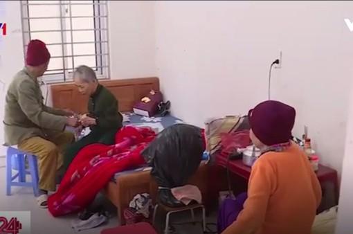 Mái ấm của những người không may mắn tại Thái Nguyên