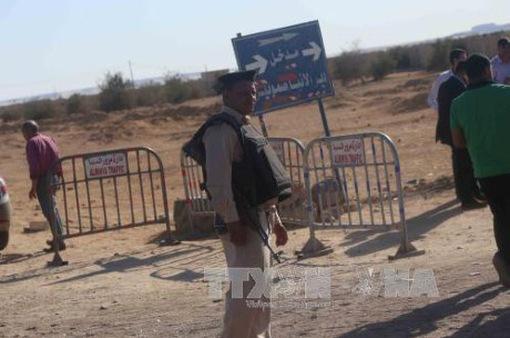 Ai Cập tiêu diệt 40 phần tử khủng bố ở Bắc Sinai
