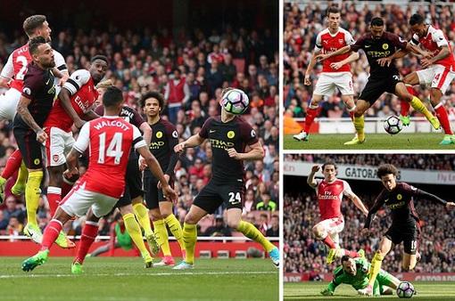 Kết quả bóng đá châu Âu đêm 2/4, sáng 3/4: Arsenal 2-2 Man City, Real 3-0 Alaves, Granada 1-4 Barcelona