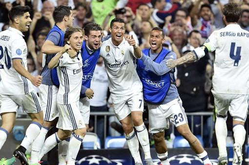 Kết quả Champions League sáng 19/4: Atletico Madrid cùng Real Madrid vào bán kết