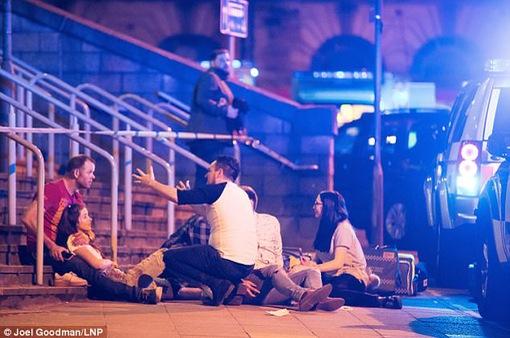 22 người thiệt mạng trong vụ tấn công tại Manchester Arena