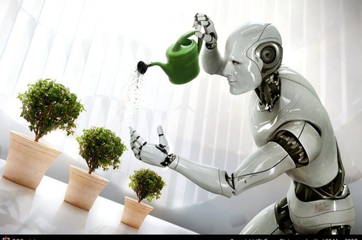 Robot - Trợ thủ đắc lực của con người