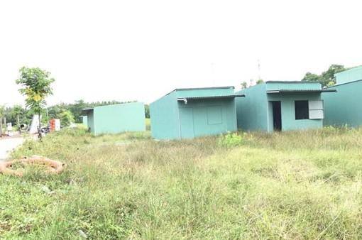 """Sở TNMT TP.HCM chỉ đạo kiểm tra, xử lý vụ xây nhà """"ma"""" tại huyện Nhà Bè"""