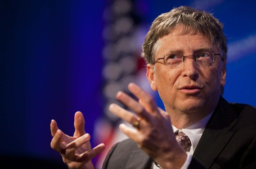 Bill Gates lấy lại ngôi vị giàu nhất thế giới từ Jeff Bezos