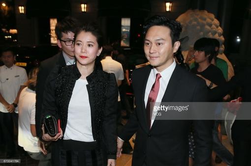 Trương Trí Lâm từ chối trả lời chuyện bầu bí của vợ Quách Phú Thành