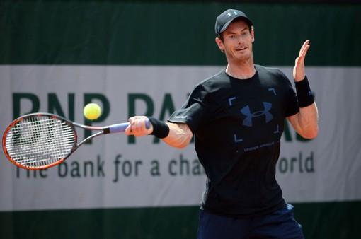 Lịch thi đấu Pháp mở rộng 2017 ngày 30/5: Murray, Wawrinka lâm trận