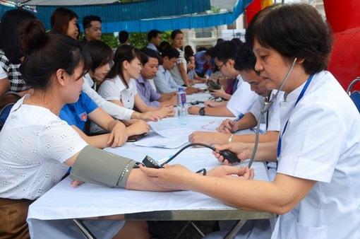 """Tiếp nhận hơn 24.000 đơn vị máu từ chương trình """"Hành trình đỏ"""""""