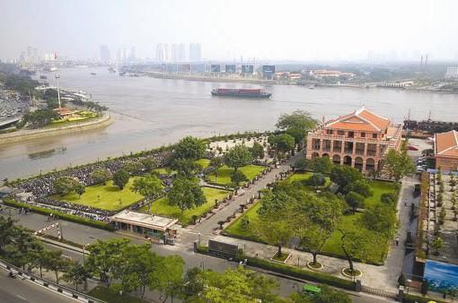 TP.HCM chuẩn bị di dời cảng Nhà Rồng và cảng Tân Thuận