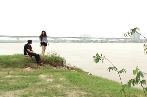 Ghét thì yêu thôi - Tập 13: Bất ngờ với cảnh lãng mạn của Du và Kim