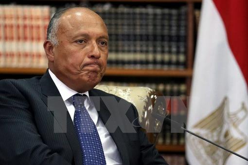 Ai Cập không chấp nhận thỏa hiệp với Qatar