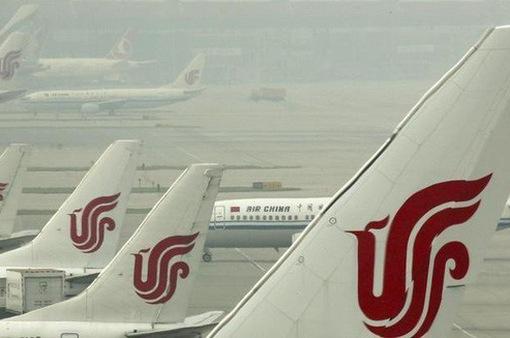 Air China tạm ngừng chuyến bay đến Bình Nhưỡng