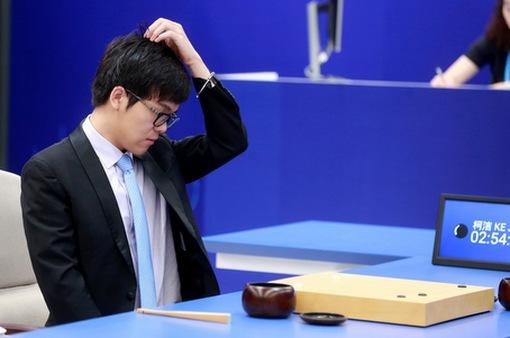Trí tuệ nhân tạo AlphaGo lần thứ 3 đánh bại kỳ thủ cờ vây số 1 thế giới