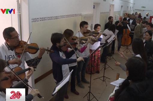 Âm nhạc - Liệu pháp tinh thần cho các bệnh nhân Argentina