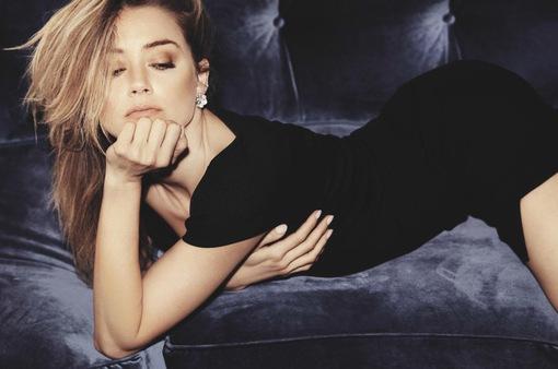 Amber Heard trở lại rực rỡ sau vụ ly hôn đình đám với Johnny Depp