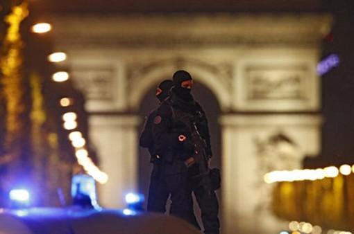 Pháp tăng cường an ninh trước trước thềm bầu cử Tổng thống Pháp