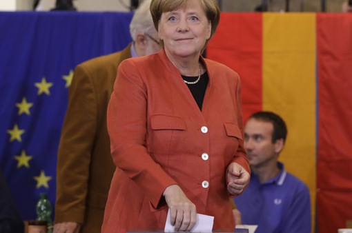 Bầu cử Quốc hội Đức thu hút sự quan tâm của nhiều nước