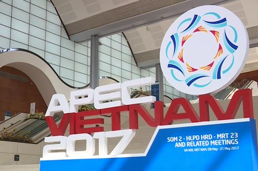 Nửa chặng đường của Năm APEC Việt Nam 2017