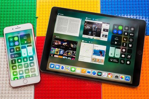 Người dùng chưa quá mặn mà với iOS 11