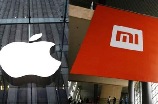 Apple nguy cơ bị loại khỏi top 5 tại thị trường smartphone ở Trung Quốc