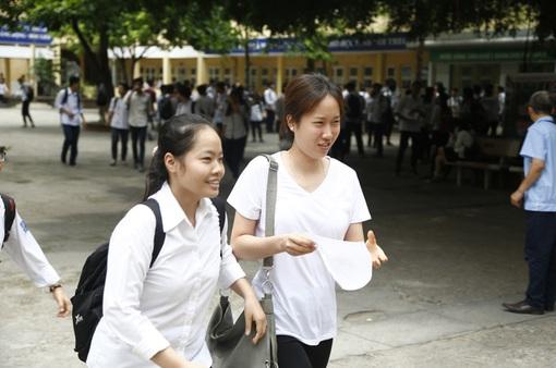 Hà Nội chuẩn bị tốt cơ sở vật chất cho kỳ thi THPT Quốc gia 2018