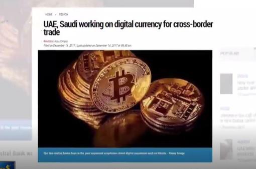 UAE và Saudi Arabia phát triển dự án chung về tiền ảo