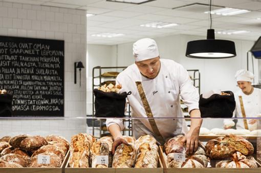 Độc đáo bánh mỳ làm từ dế ở Phần Lan