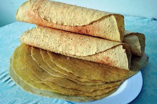 Làm bánh khoai lang tại nhà