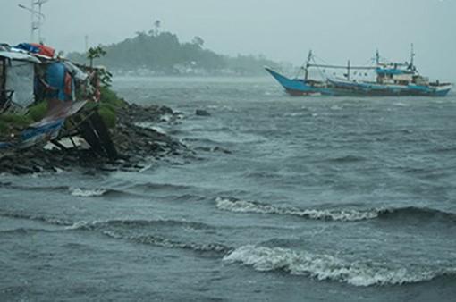 Bão Kai-Tak đổ bộ vào Philippines khiến ít nhất 26 người thiệt mạng