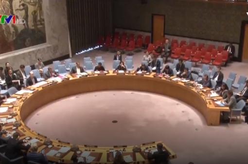 Hội đồng Bảo an thảo luận mở về Trung Đông