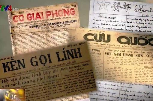 Vai trò của báo chí trong Cách mạng tháng Tám năm 1945