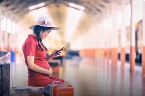 Ứng dụng giúp thai phụ tìm ghế ngồi trên hệ thống tàu điện ngầm Tokyo