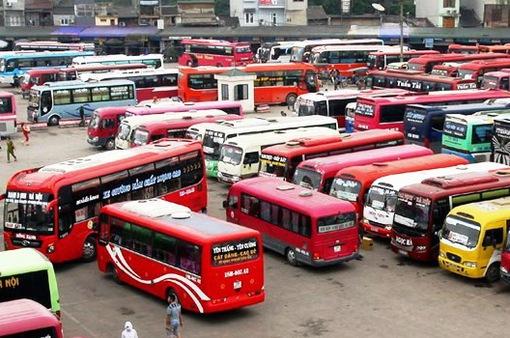 Sẽ điều chỉnh tuyến vận tải hành khách liên tỉnh đi qua Hà Nội