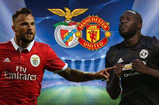 1h45 ngày mai (19/10), Benfica – Man Utd: Quyết giành 3 điểm trên sân khách