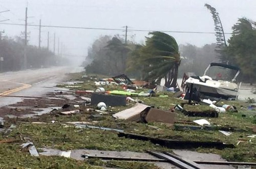 Biến đổi khí hậu đang khiến các cơn bão mạnh lên