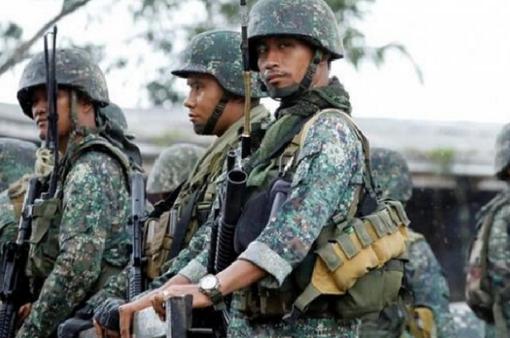 Nga chuyển khí tài hỗ trợ Philippines chống IS