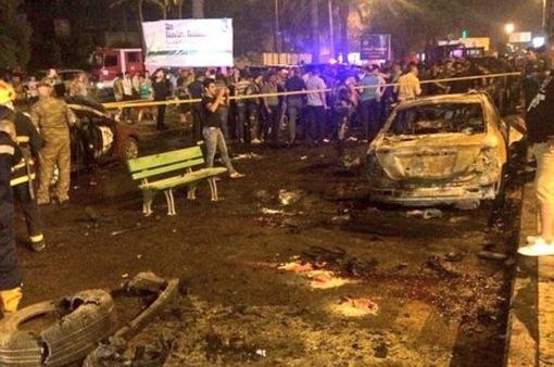 IS đánh bom tại thủ đô của Iraq