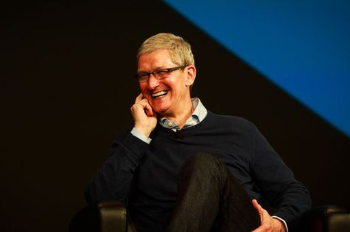 CEO Apple: Nếu chỉ làm việc vì tiền, bạn sẽ không bao giờ cảm thấy hạnh phúc