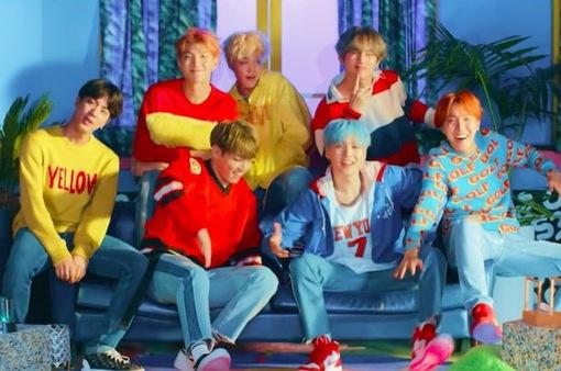 Nhóm nhạc Hàn BTS lập kỷ lục mới trên YouTube