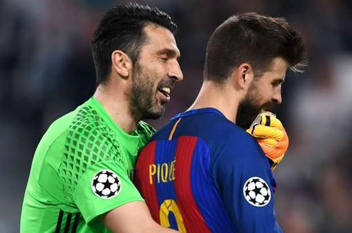 "Sao Barca ""bỏ phiếu"" cho Buffon giành Ballon d'Or"