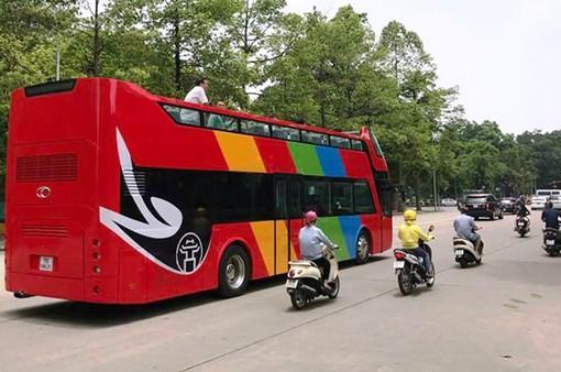 Hà Nội sẽ triển khai xe bus 2 tầng từ tháng 6/2018